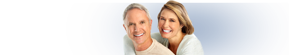 Dental implant patients smile can smile confidently